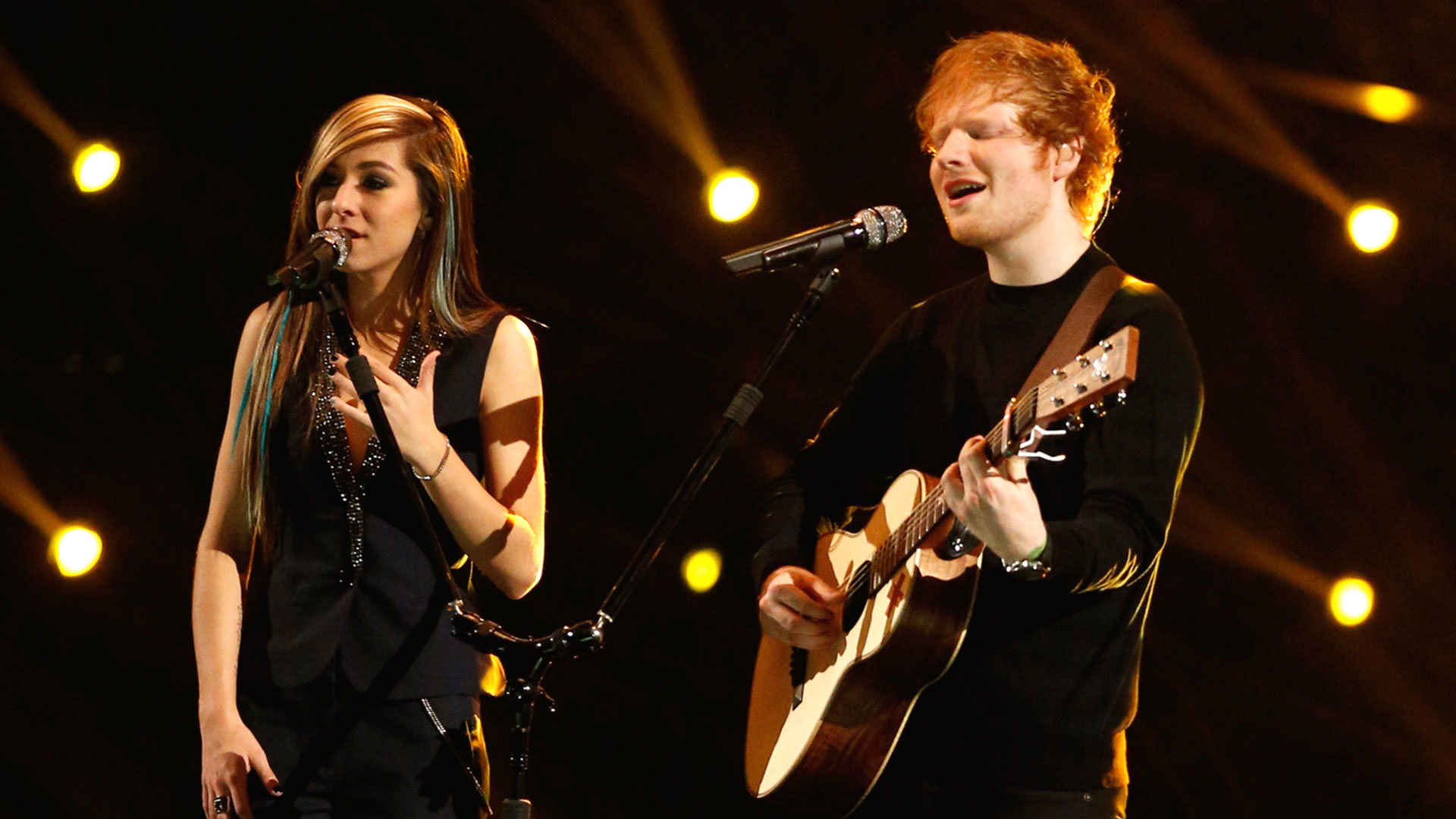 ed sheeran and christina grimmie all of the stars mp3140520_2784021_Ed_Sheeran_and_ h08QCqT5