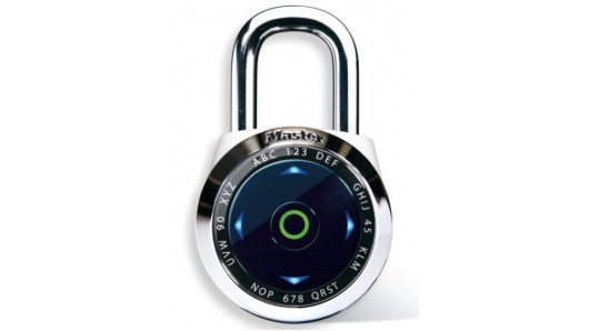 fingerprint combination locks for lockersMaster Lock introduces the dialSpeed electronic padlock XaMXKh5b