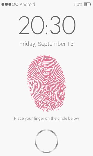 fingerprint lock iphone 5iPhone 5S Fingerprint Lock App for Android HIzz9hHx