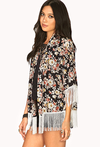 forever 21 fringe kimonoUpdate your style with cardigans pullovers and beyond Forever LgGoO0Sx