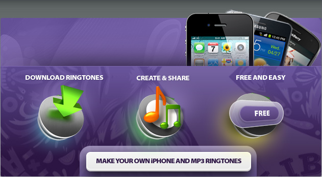 Free Ringtones for iPhone and Android Free Online Ringtone Maker dEhVbGb8