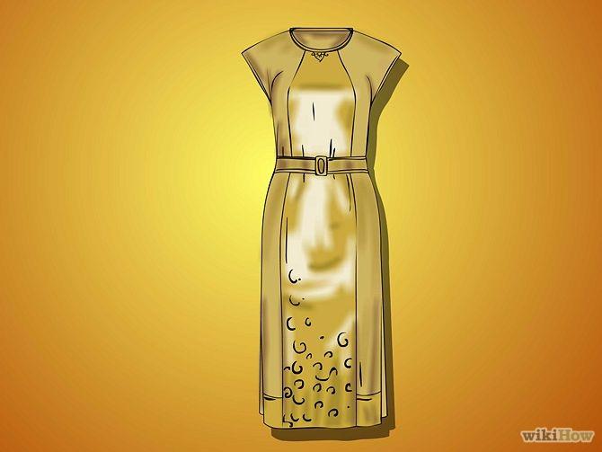 fringe 50th wedding dresses golden anniversary3 Ways to Plan For a Golden  50th  Wedding Anniversary   wikiHow 4ttKVUxQ