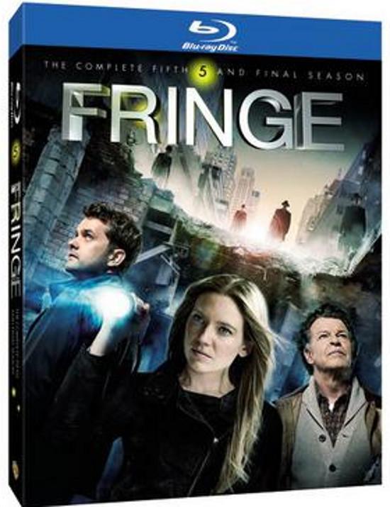 fringe 5th season on dvdFRINGE  Season 5 DVD Blu ray US Release Date Box Art Revealed va9SUmfO
