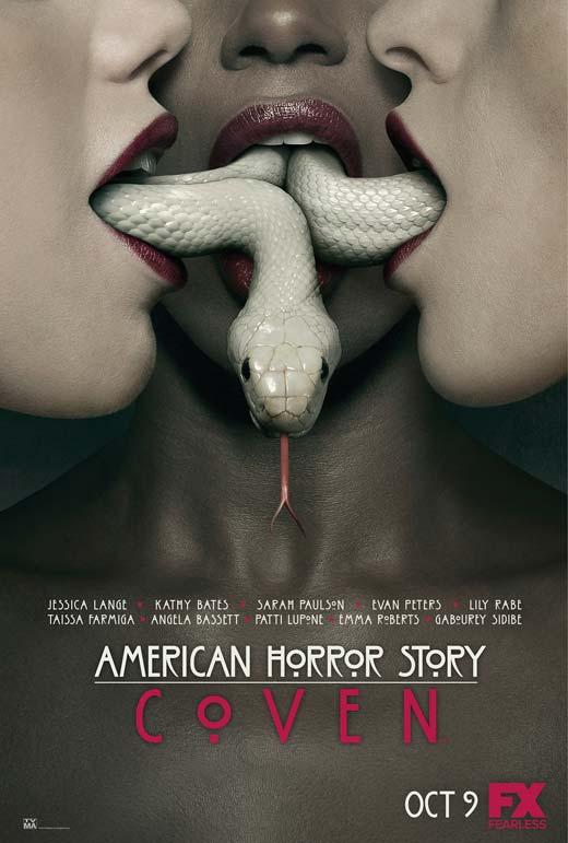 fringe american horror story season 3 posterAmerican Horror Story  Covens Angela Bassett talks voodoo on gUyfXwTC