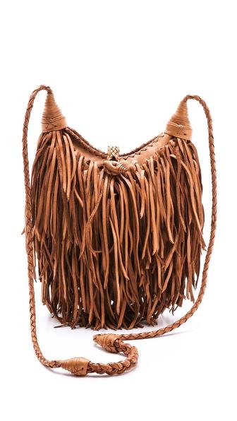 fringe bags shopbop freeONE by En Shalla Fringe Cross Body Bag SHOPBOP u0IdyQs9