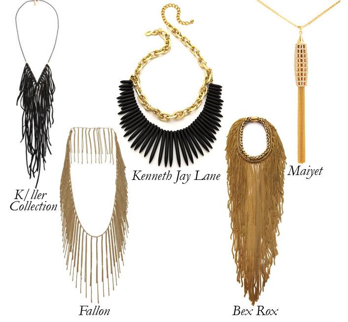 fringe bags shopbop promoFringe Jewelry  Stranding Up     Snob Essentials hxDG8bkr