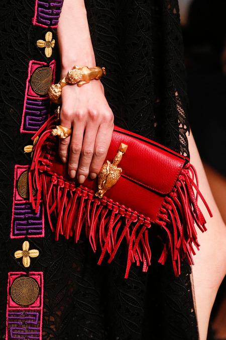 fringe bags spring 2014Valentino SpringSummer 2014 Runway Bag Collection Spotted Fashion hDwhJ6NE