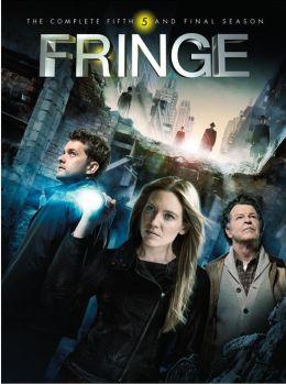 fringe barnes and noble dvds for saleFringe  The Complete Fifth Season by Warner Home Video Anna Torv SibnKufp