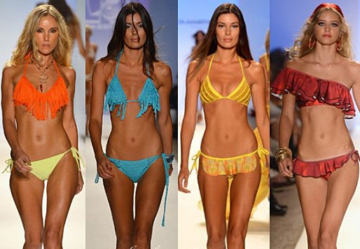 fringe bathing suits trend 2013FINE Magazines Blog  Spring Summer 2013 Swimwear Trends mes51emD