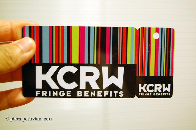 fringe benefits card kcrwKCRW Fringe Benefits Card Flickr   Photo Sharing UxhTRTaR