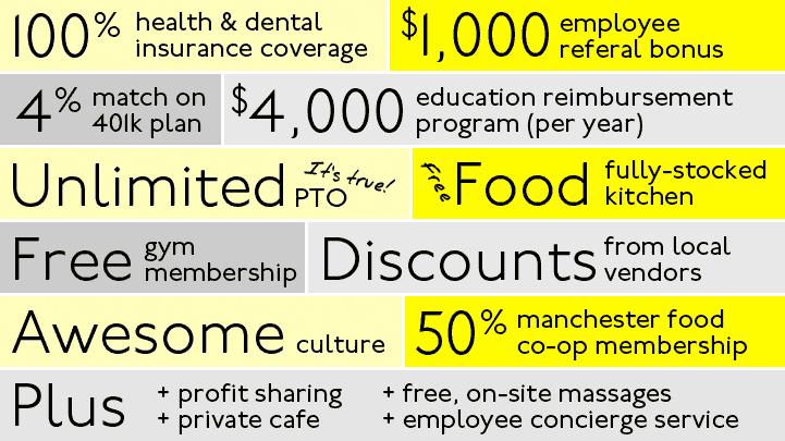 fringe benefits health country club discriminationDyns Company Benefits  Why Were An Employer Of Choice   Dyn gs6QGlGA