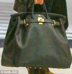 fringe best diaper bags 2013Kim Kardashians   20k nappy bag and how Kanye West wore matching E8oTvz3f