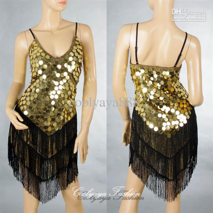 fringe best dresses for dancingCheap Galaxy Dress   Best Club Cocktail Party Latin Dance Sequin NAcpg74x