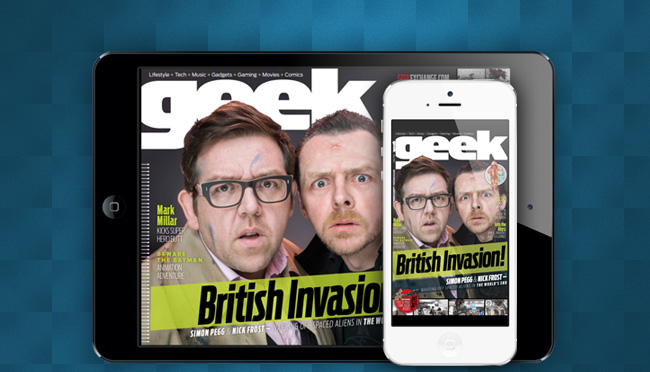 fringe best theme for iphone 4GEEKs Best of 2013  Our Year in Review   Part II   Geek Magazine BrBkKGic