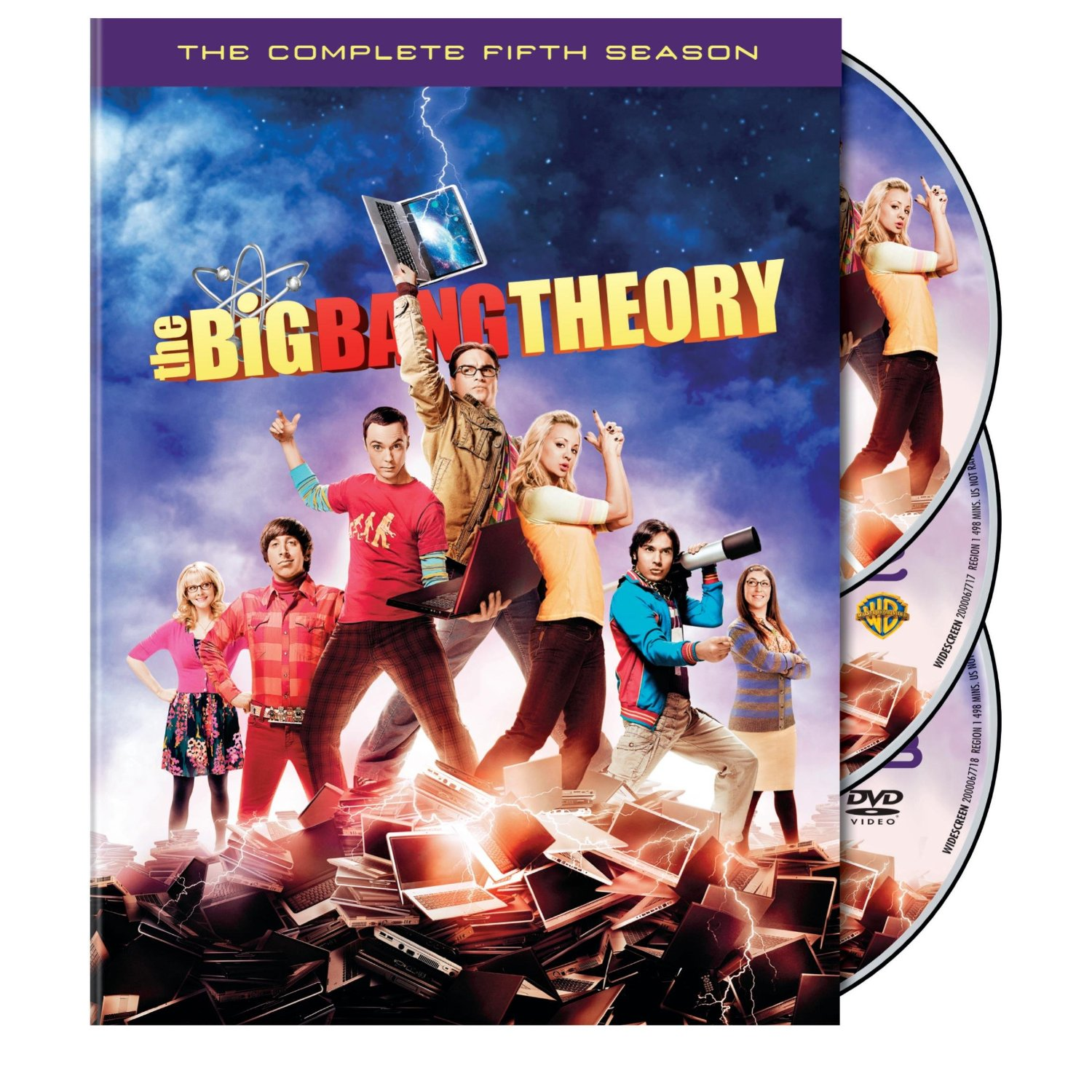 fringe big bang theory season 4 bloopersKPonTV on Big Bang Theory Season 5 on Blu Ray and DVD TwoCentsTV ksCiDUen