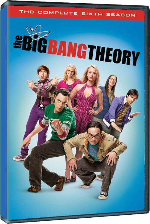 fringe big bang theory season 6 dvd release dateThe Big Bang Theory DVD news  Release Date for The Big Bang Theory oITGXLF5