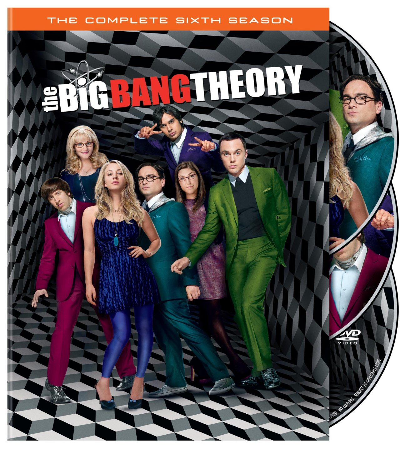 fringe big bang theory season 6 dvdKPonTV on Big Bang Theory Complete Sixth Season on DVDBluRay hizw5PE0