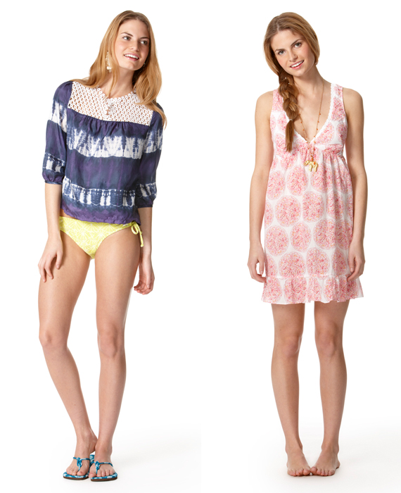fringe bikini tunic tops at targetCalypso St Barth for Target Apparel Accessories Lookbook us7CJFuQ
