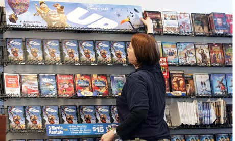 fringe blockbuster dvd salesHollywood in turmoil as DVD sales drop and downloads steal the 7wJwn98P