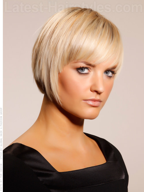 fringe bob haircuts with bangs for fine hair20 Stunning Hairstyles For Fine Hair mfkmzq3d