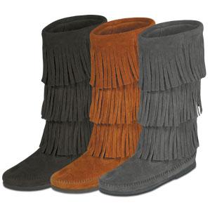 fringe boots girlsshoes waterlilyshop VE2R61pX