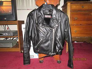 fringe brooks leather jacket on ebayBrooks Womens Leather Motorcycle Jacket with Fringe Size 36 eBay RJdKH3Or