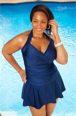 fringe carol wior swimsuits plus sizeWomens Plus Size Swimwear   Carol Wior Underwire Sweetheart n3tc4fpV