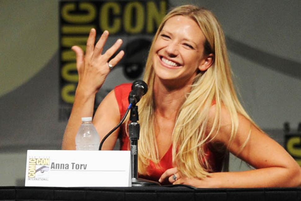 fringe cast members 2014San Diego Comic Con  Fringe cast members bid tearful farewell to nwTSyZXG