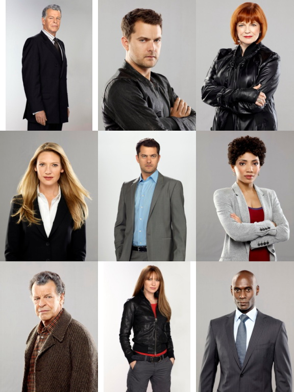 fringe cast season 2Fringe Season 3 Cast Promotional Photos   Fringe Television   Fan opcpwKKM