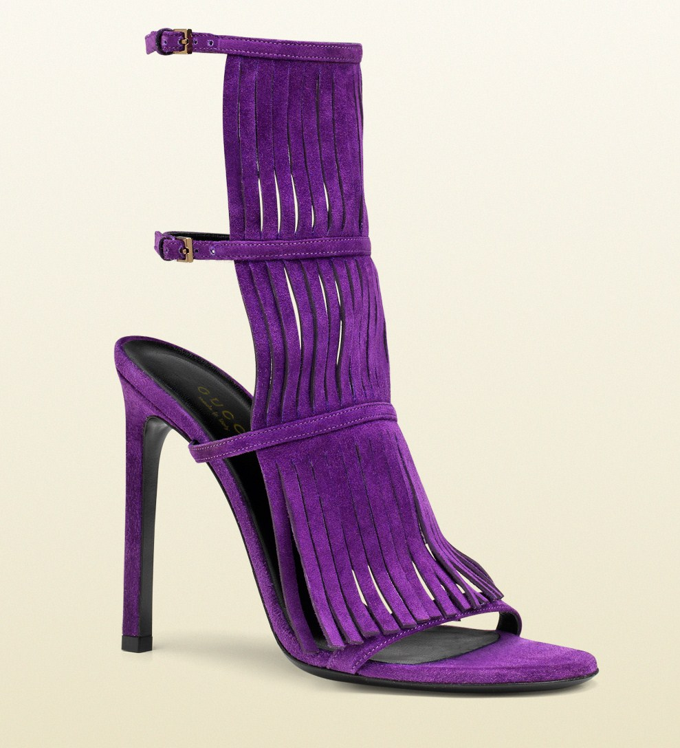 fringe chanel sandals 2014Gucci Spring 2014     Shoefessional lMPpxRqf