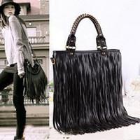 fringe cheap designer purses wholesale priceWholesale Leather Fringe Bag   Buy Cheap Leather Fringe Bag from whPvLtfM