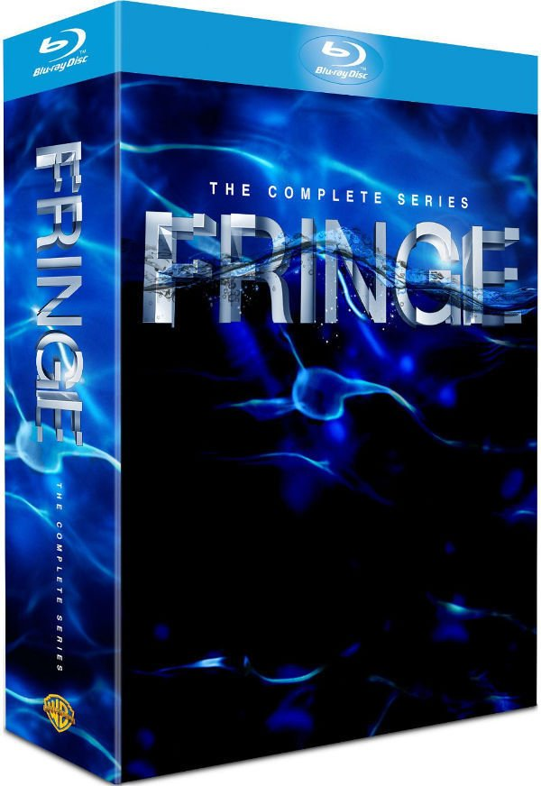 fringe complete series dvdFringe season 5 and complete series DVD and Blu ray details revealed 7mZEtXbp