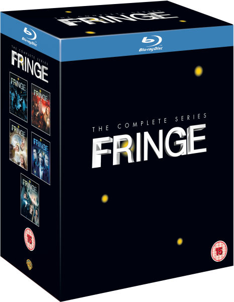 fringe complete series reviewFringe   The Complete Series Blu ray Zavvi 1nLzwAc9