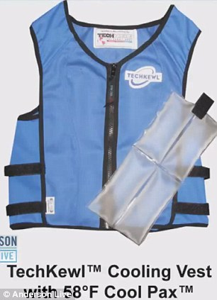 fringe cooling vest for childrenThieves steal special cooling vest of boy 5 with rare condition 6rT22xRD