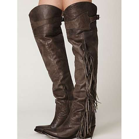 fringe cowgirl boots with high heelsAsh Austonian Boot at Free People Clothing Boutique ThisNext gBSdGgrD