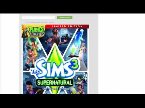 the sims 3 supernatural ps3hqdefaultjpg QwkNOwpU