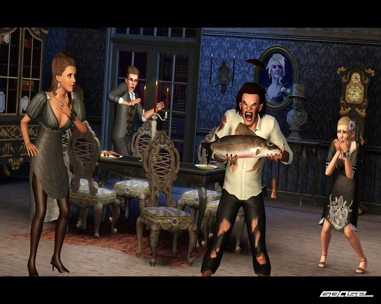 the sims 3 supernatural review youtubeSIMS 3 SUPERNATURAL DEMO yRGBICmr