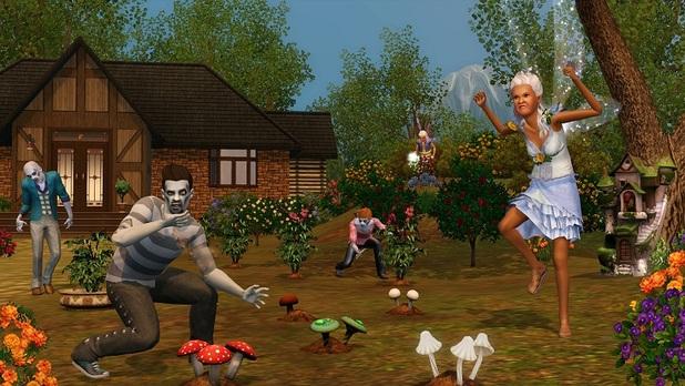 the sims supernatural downloadThe Sims 3  Supernatural review GameZone u5T5pTHQ