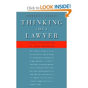 thinking like a lawyer a new introduction to legal reasoningBuy Thinking Like a Lawyer   A New Introduction to Legal Reasoning 9QZNWDz3