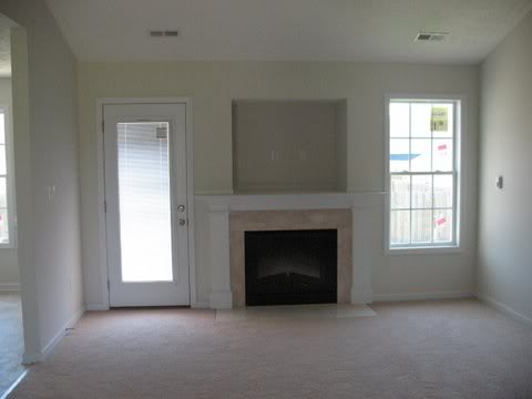 tv tv wall niche ideasMy Story  How I eliminated my tv niche above the fireplace   AVS vGCdRozK