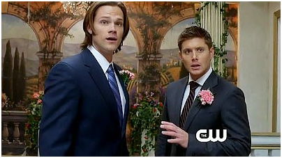 watch supernatural season 7 episode 8Supernatural Season 7 Episode 8 Preview  Sam Suits Up for His tHTrT9PT