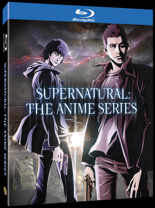 what are good supernatural animeSUPERNATURAL  THE ANIME SERIES lands on DVD and Blu ray in July 5pLoODz4