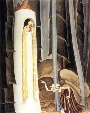 what is the grimm brothers rapunzel storyMeditative Moments   April 2009 L6uh5XBS
