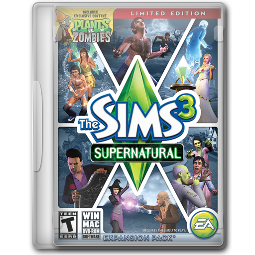 where can i buy sims 3 supernatural limited editionThe Sims 3 Supernatural Limited Edition Icon   PC Game Icons 54 gQLqyl8d