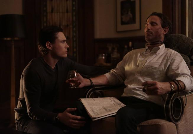 who picked up mark and luke the following season 2 finaleThe Following Season 2 Spoilers  6 Most Disturbing And Chilling iL7f7a0i