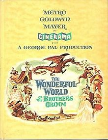 wonderful world of brothers grimm dvdThe Wonderful World of the Brothers Grimm   Wikipedia the free pin2BVkI