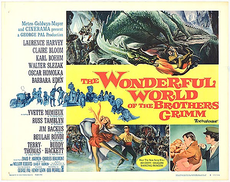 wonderful world of the brothers grimm blu rayLets Get The Wonderful World of Brothers Grimm on DVD Already aTyyBwy7