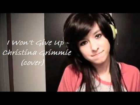 youtube christina grimmie i won't give uphqdefaultjpg OFDW7F6U