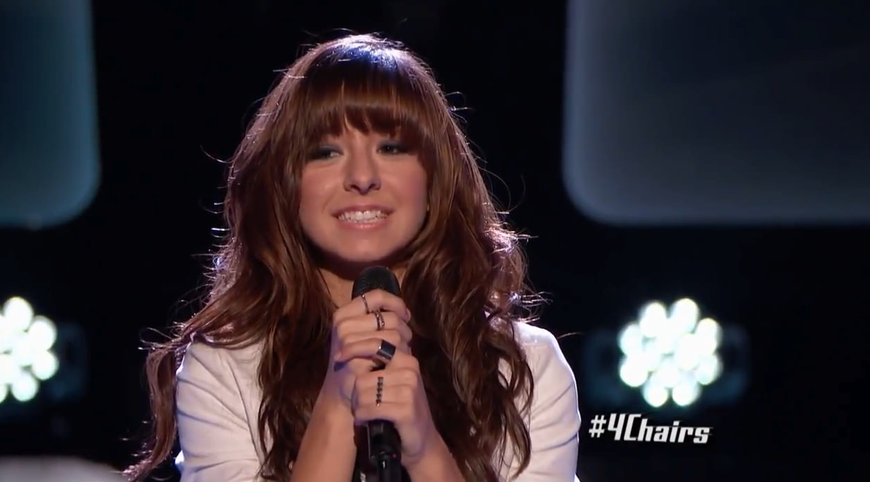 youtube christina grimmie wrecking ball videoChristina Grimmie   The Voice 2014   Wrecking Ball   Video OivsD8W5