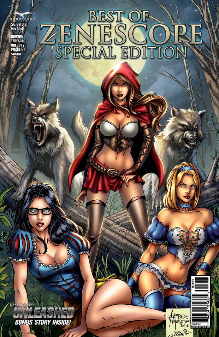 zenescope grimm fairy tales charactersBest of Zenescope Special Edition  1   Grimm Fairy Tales  8 5LgG3ttz